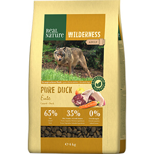Real Nature Wilderness adult pure kacsa 4kg