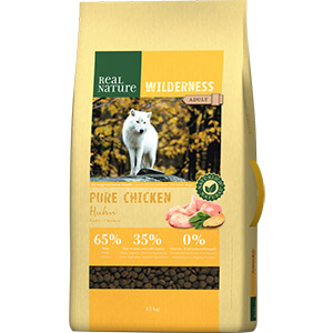 Real Nature Wilderness adult pure csirke 12kg