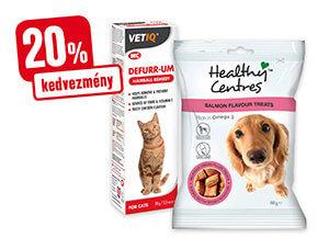 20% kedvezmény - Mark&Chappell jutalomfalat kutya/macska (többféle)
