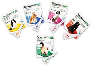 20% kedvezmény - Frontline Combo Spot-on cica/kutya (többféle)