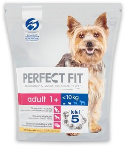 14% kedvezmény - PERFECT FIT száraz kutyaeledel 1.4 kg