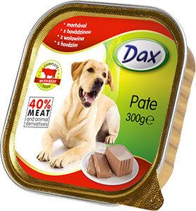 11% kedvezmény - DAX tálkás eledel 300g