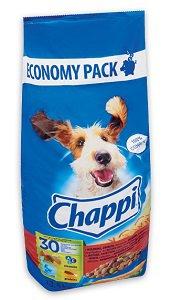 CHAPPI száraz eledel 13,5kg (többféle)