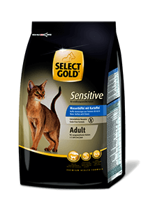 Select Gold Sensitive adult bivaly&burgonya 400g