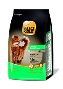 Select Gold adult urinary szárnyas 400g