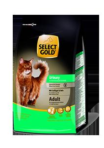 Select Gold adult urinary szárnyas 400g