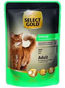 Select Gold tasak adult urinary marha 85g