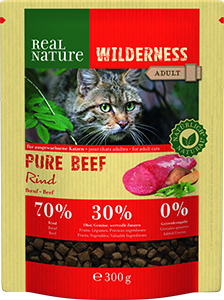 Real Nature Wilderness adult pure marha 300g
