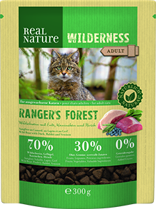 Real Nature Wilderness adult rangers forest 300g