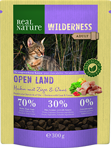 Real Nature Wilderness adult open land 300g