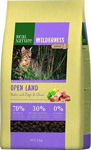 Real Nature Wilderness adult open land 2,5kg