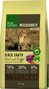 Real Nature Wilderness adult black earth 7kg