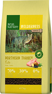 Real Nature Wilderness adult nort. pulyka 7kg