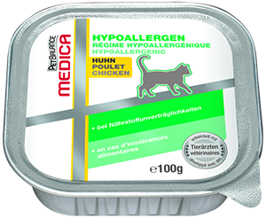 PetBalance Medica tálka hipoallergén csirke 100g