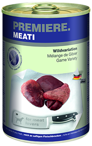 PREMIERE Meati konzerv adult szarvas 400g