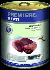 PREMIERE Meati konzerv adult szarvas 800g