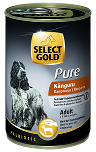 Select Gold Pure konzerv adult kenguru 400g