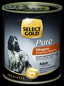 Select Gold Pure konzerv adult kenguru 800g