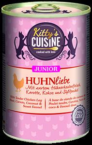 KITTY'S konzerv junior csirke 400g