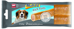 MultiFit Rich rolls pacal 45g