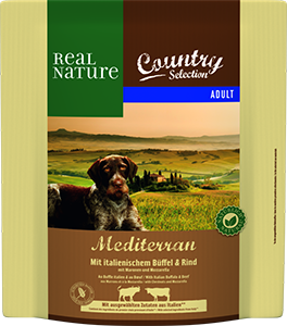 Real Nature Country Mediterran adult bivaly&marha 1kg