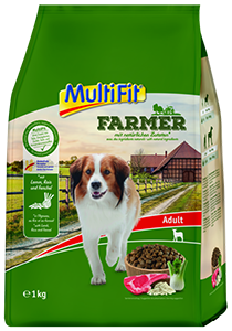 MultiFit Farmer adult bárány&rizs 1kg