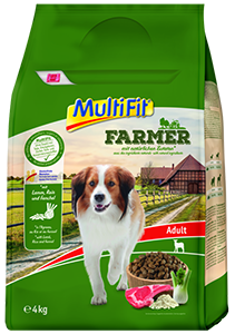 MultiFit Farmer adult bárány&rizs 4kg