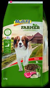 MultiFit Farmer adult bárány&rizs 12kg