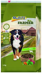 MultiFit Farmer maxi adult marha&spenót 12kg