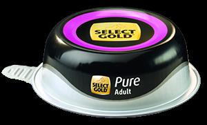 Select Gold Pure tálka adult lóhús 85g