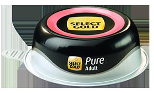Select Gold Pure tálka adult borjú 85g