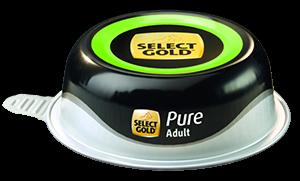 Select Gold Pure tálka adult kacsa 85g