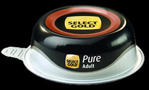 Select Gold Pure tálka adult vaddisznó 85g