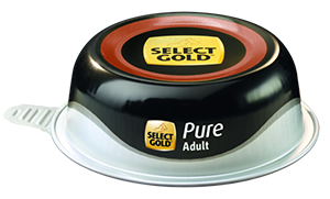 Select Gold Pure tálka adult vaddisznó 85g