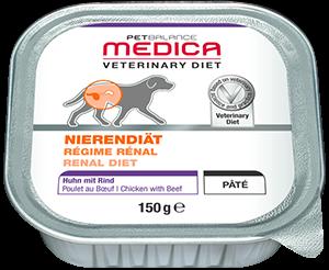 PetBalance Medica tálka vesekímélő csirke 150g