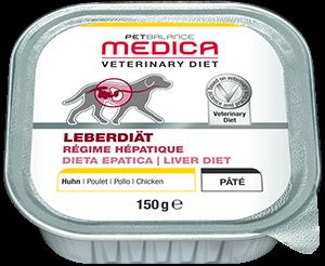 PetBalance Medica tálka májfunkció támog. 150g