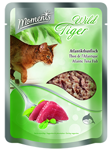 MOMENTS tasak Wild Tiger tonhal 70g