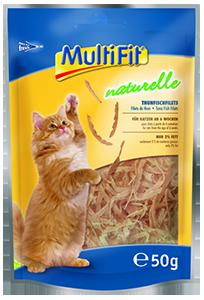 MultiFit naturelle tonhalfilé 6 hetes 50g