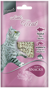 MOMENTS snack Little Treat tonhal 2x15g