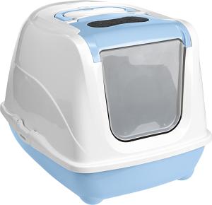AniOne cicawc Flip Cat kék M 45×55 cm
