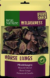 Real Nature Wilderness pure snack lótüdő 150g