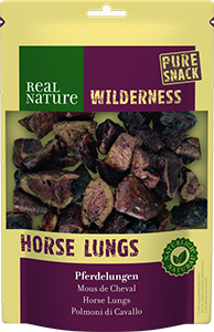 Real Nature Wilderness pure snack lótüdő 150g