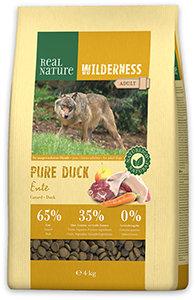 Real Nature Wilderness száraz eledel 12 kg (többféle) Pl. Adult csirke&hal 12kg
