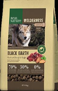 Real Nature Wilderness maxi adult strucc 4kg