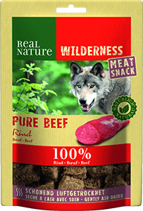Real Nature Wilderness Meat Snack marha 150g