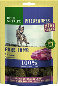 Real Nature Wilderness Meat Snack bárány 150g
