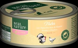 Real Nature Classic konzerv kitten csirke 100g