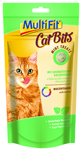 MultiFit Cat Bits multivitamin 40g