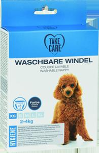 TAKE CARE kutyapelenka mosható szürke XS