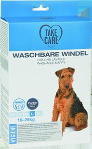 TAKE CARE kutyapelenka mosható szürke L